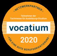 Austeller auf der Vocatium 2020